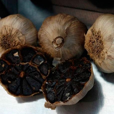 Ajo Negro - Granel 5 Cabezas Sueltas